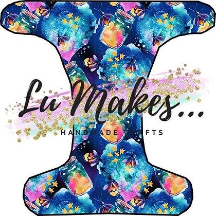 Lu Makes ALL Star Nappy