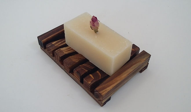 Soap and Pamper Bamboo Soap Dish