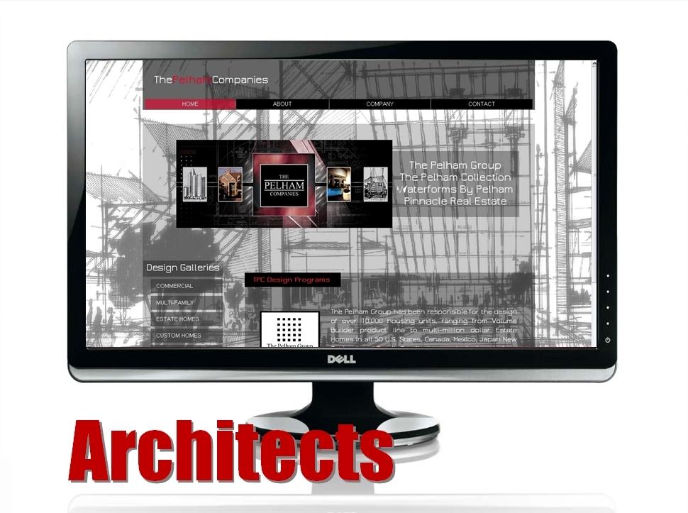 MWD Architects Banner