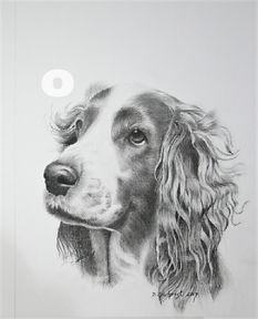portrait artist pencil