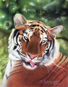 portrait artist pastels