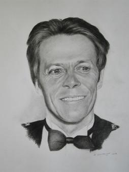 hand drawn portraits 2