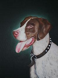 pet portraits painting