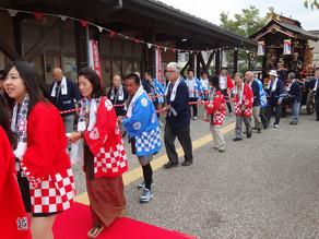河和田塗 山車・漆器まつり2016が開催されました【9/17~9/18】