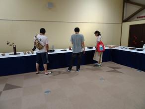 平成29年度 第67回 越前漆器展覧会が開催されました【9/8~9/10】