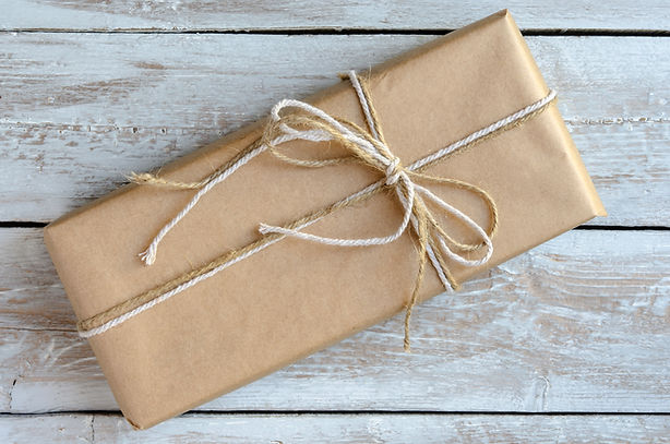 Paper Wrapped Box