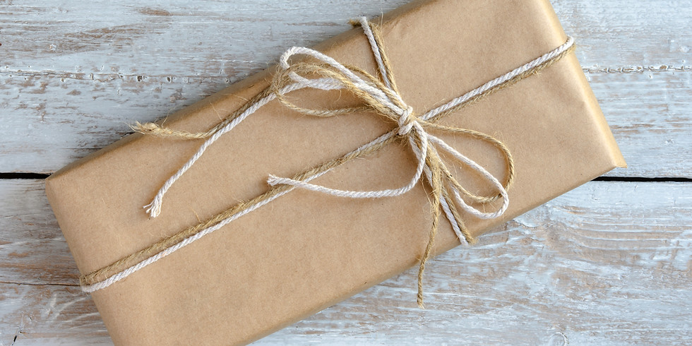 Handmade Paper Treat Holders