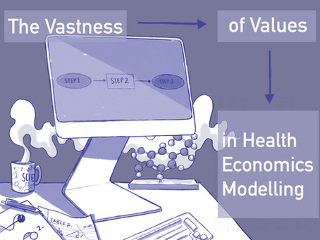 The Vastness of Values in Health Economics Modelling