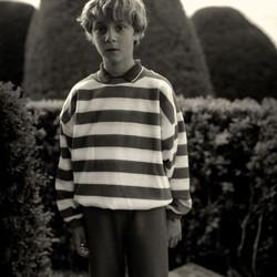 Boy In A Striped Jumper
