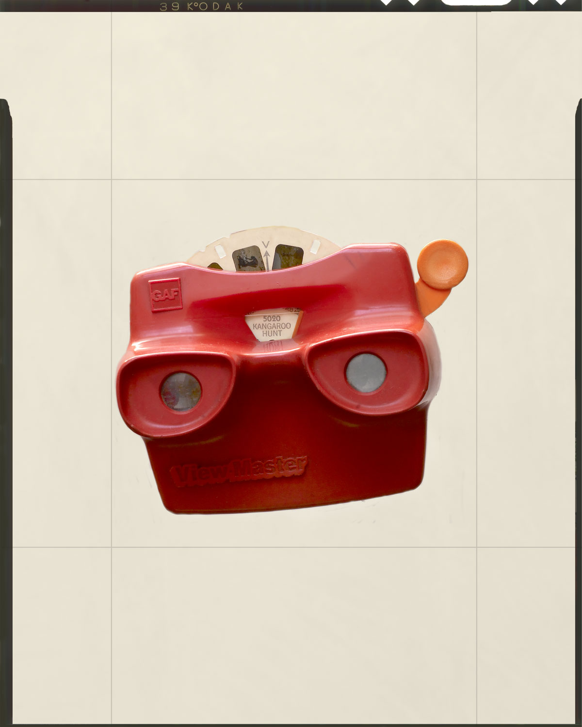 Red Viewmaster