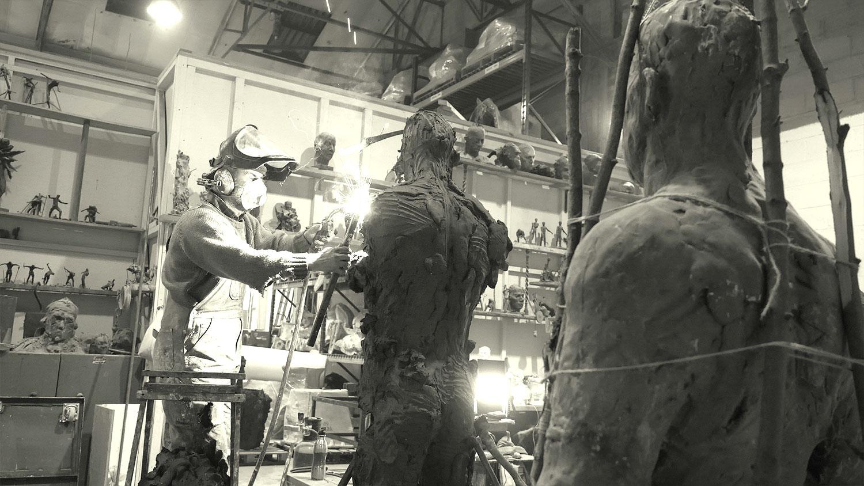 Adjusting the armature