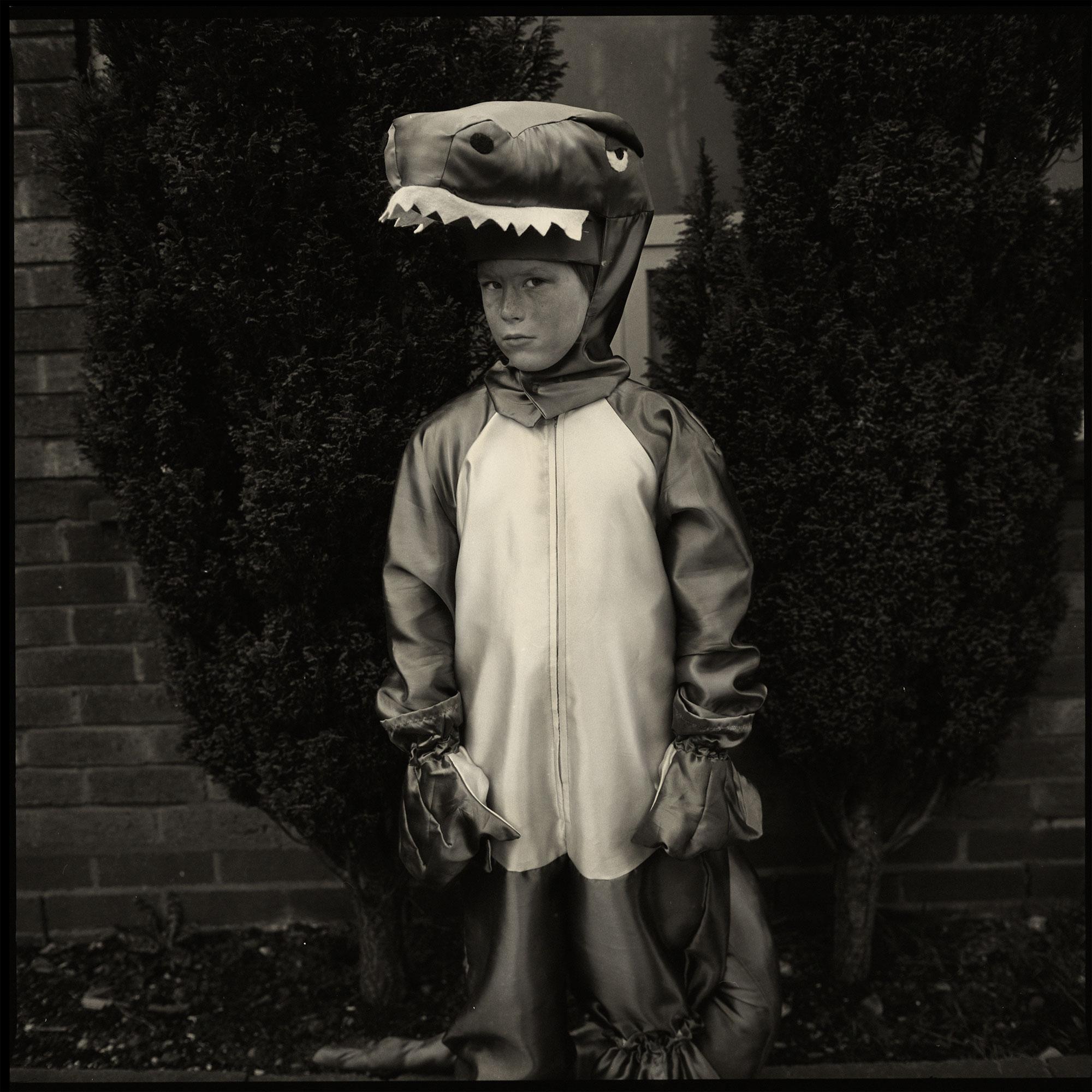 Crocodile Boy