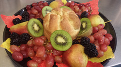 Brie en Croute Fruits