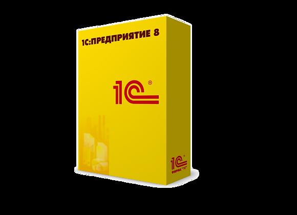 1С:Предприятие 8. CRM КОРП. Электронная поставка