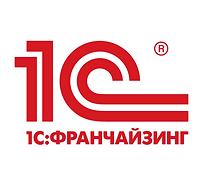 1С-Франчайзинг_Логотип_красный без подло