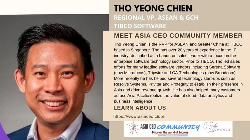 Regional VP, ASEAN & GCH