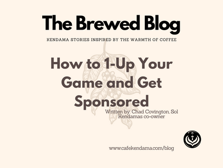 How to 1-Up Your Game and Get Sponsored