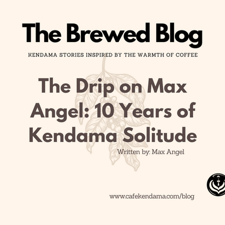 The Drip on Max Angel: 10 Years of Kendama Solitude