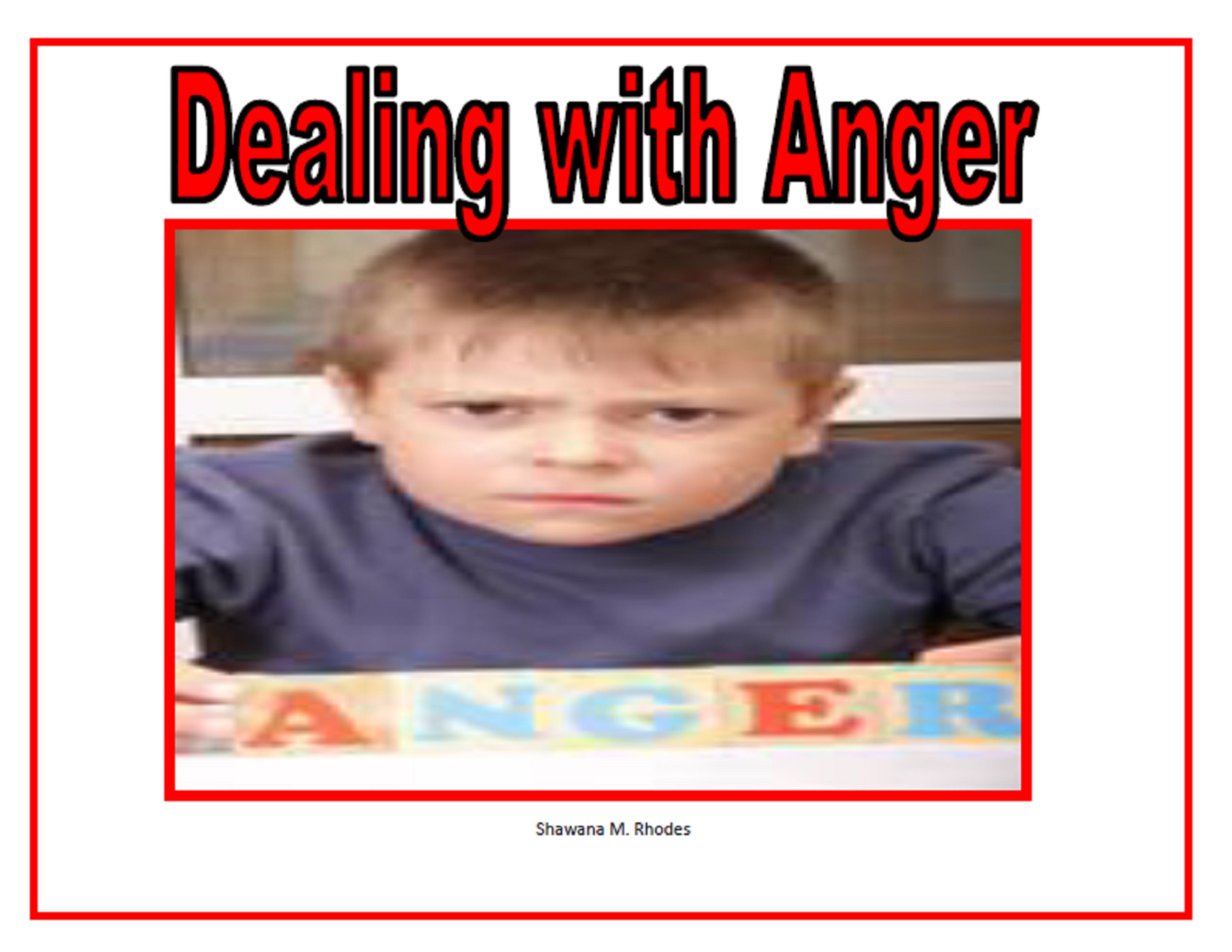 Anger Mangement Book