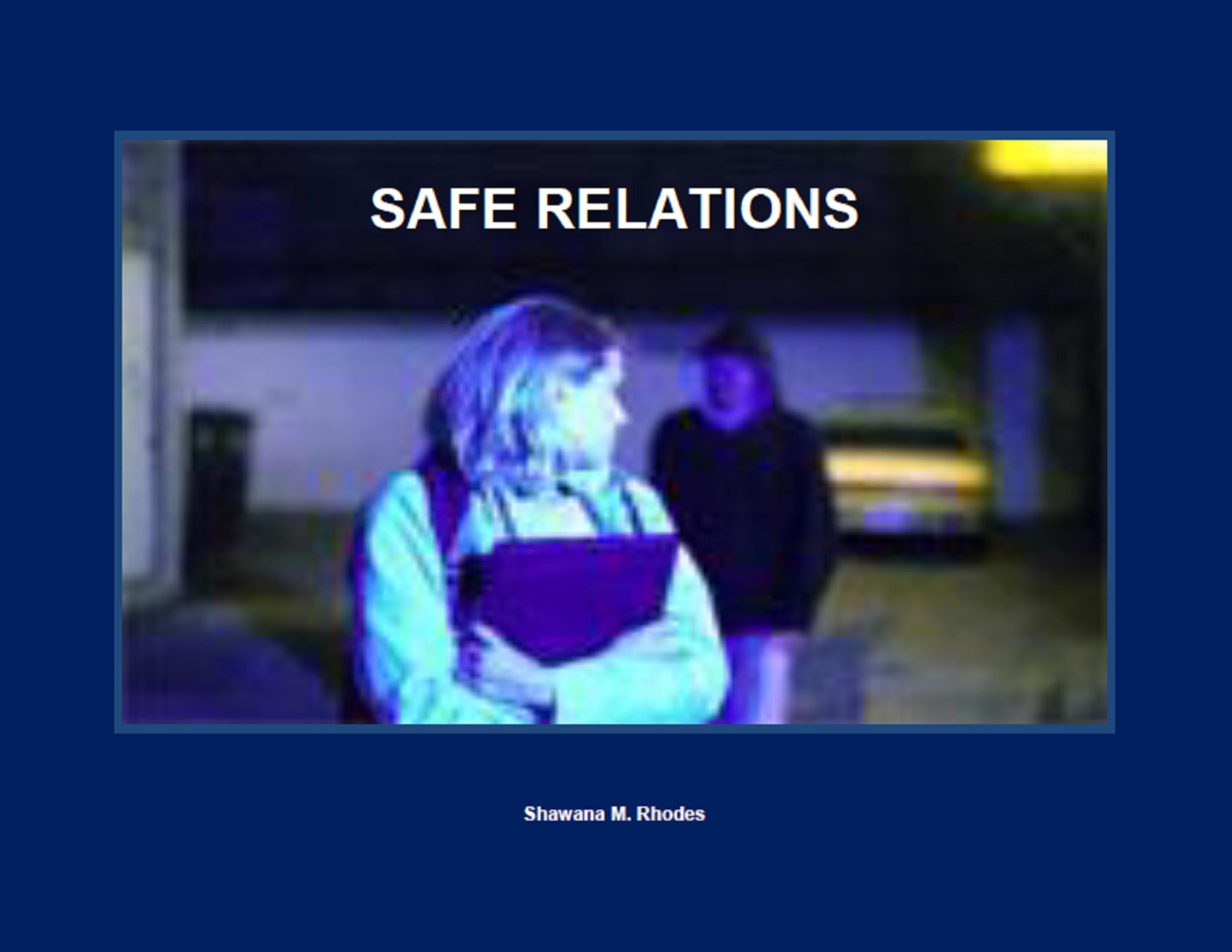 Teaching children safety awareness.
