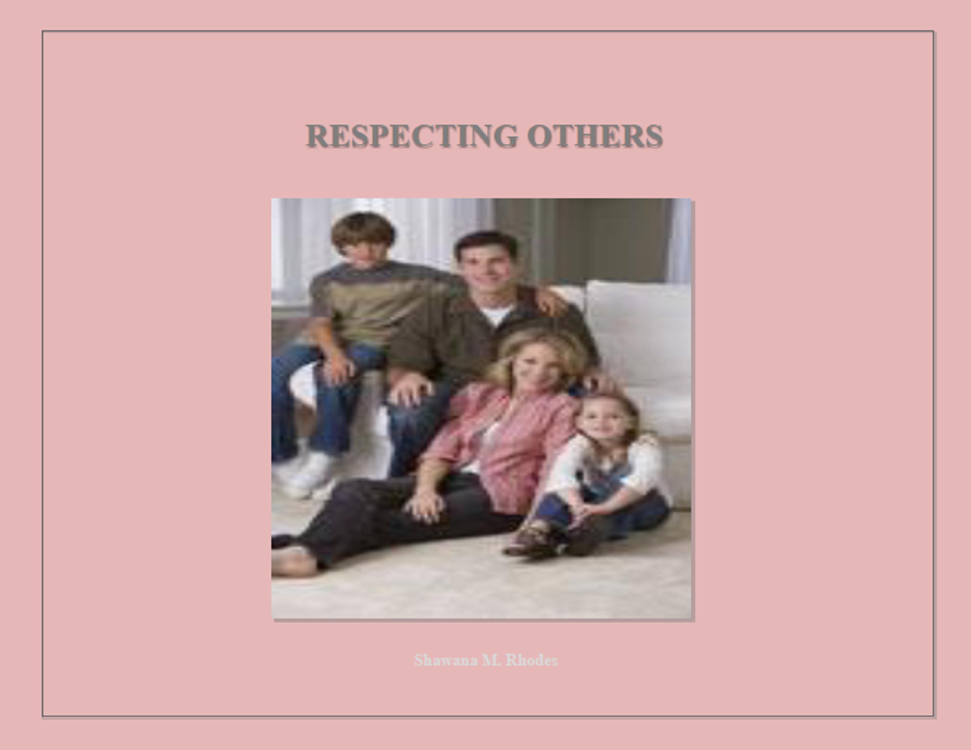 Teaching children about respect book