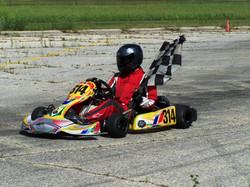 John Buzza 4 time winner Race 4 & 5