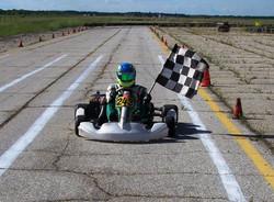 Garrett Gulenchyn Junior Rotax Class Winner Race 4 & 5