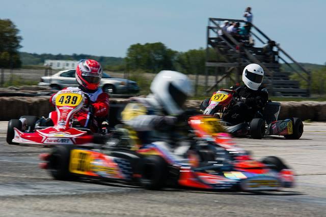 Close racing in DD2