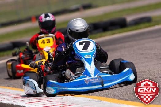 Intense Junior 2 Race