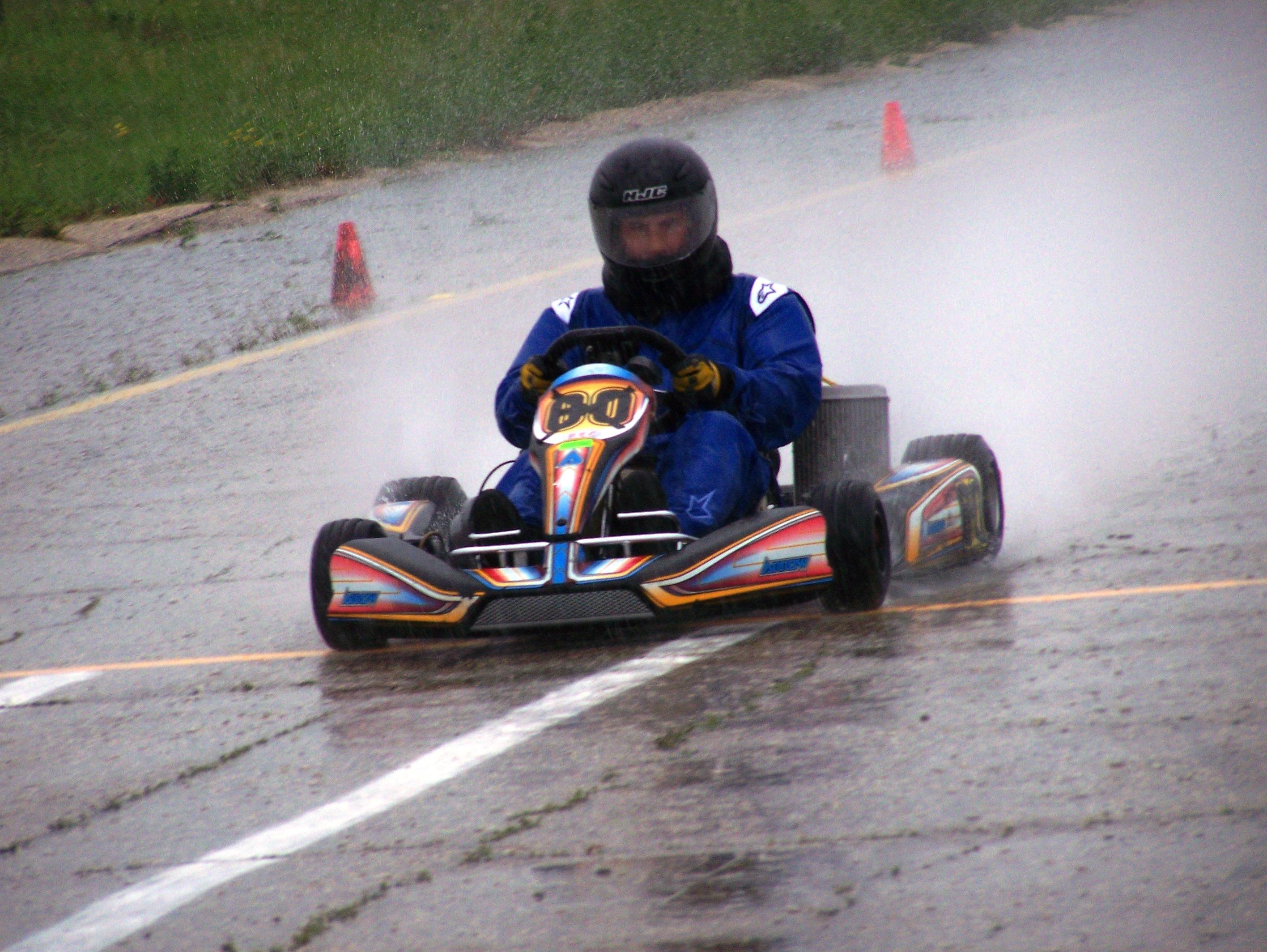 DD2 Rotax Class Winner Brian Siemens