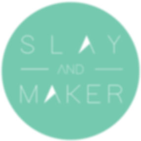 SlayandMaker Logo Design