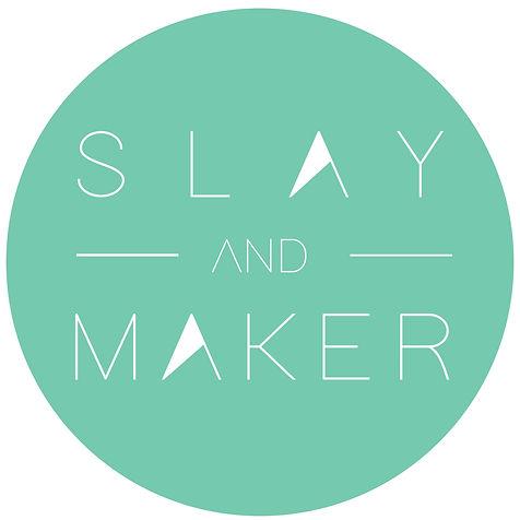 SlayandMaker Logo Design