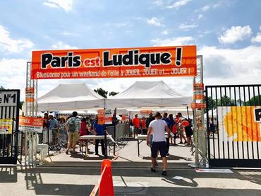 """Discovery au festival """"Paris est Ludique"""""""
