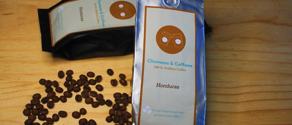 Chomees & Coffees Honduras