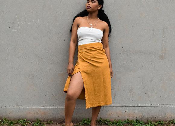 The Boho Chic Skirt