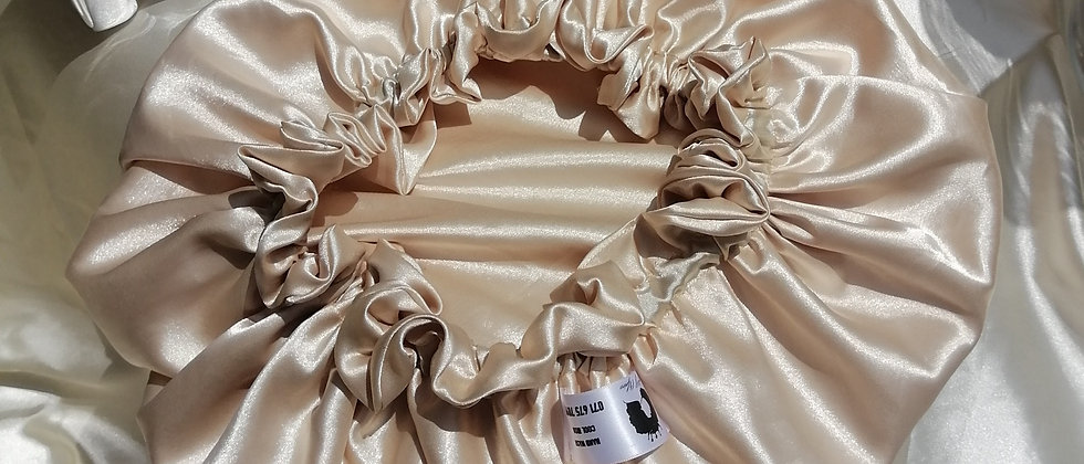 Frill Bonnet