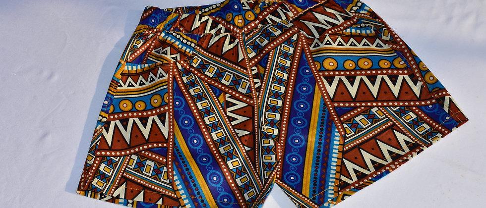 Printed Summer Shorts