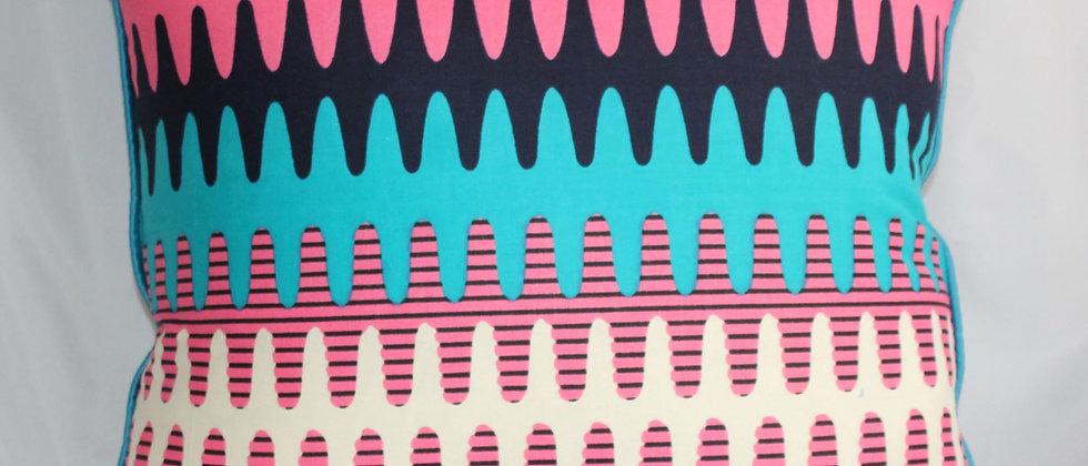 Aquamarine Cushion Cover