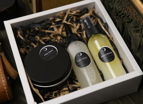 Earthly Q Hair Care Unit