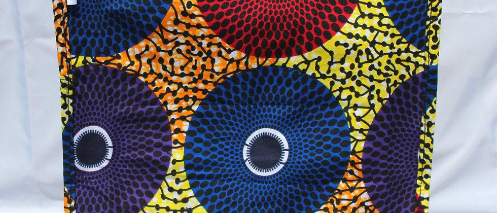 Multicoloured Shopping Bag
