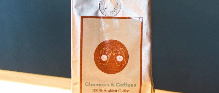 Chomees & Coffees Mocha Java