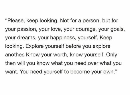 Keep Looking...