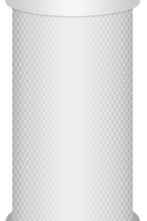 EXCELPURE EP-WFCB Refrigerator Water Filter