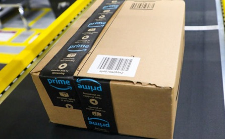 Delivery Driver Appears To Rub His Spit On Amazon Package, Report Says