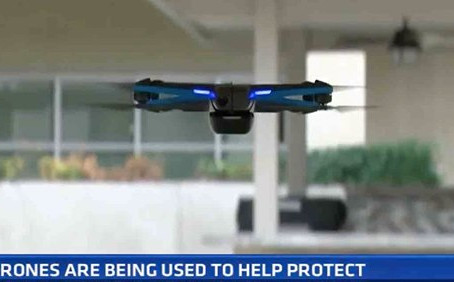 California police dept. might use drones with speakers to 'educate the public about the coronavirus
