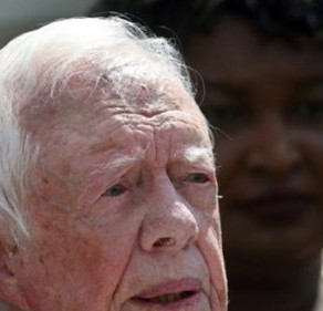 Jimmy Carter 'Distressed' by Trump Halting W.H.O. Funds