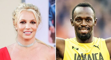 Britney Spears Claims She Ran a 100-Meter Dash in Less Time Than Usain Bolt