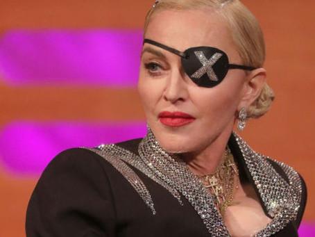 Madonna Posts Coronavirus Bathtub Message: COVID-19 Has 'Wonderful' Side