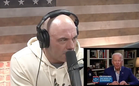 VIDEO: Joe Rogan warns Trump will crush Biden