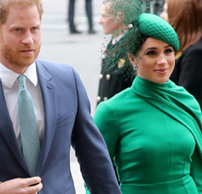 Prince Harry, Meghan Markle Respond To Trump Saying 'They Must Pay' For U.S. Security